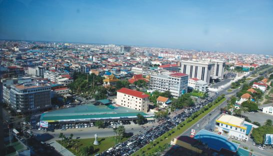Land prices in Phnom Penh increase by 15 per cent in first quarter