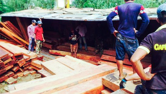 people_stand_a_piles_of_illegal_lumber_at_a_saw_mill_in_prey_veng_province_during_a_raid_of_the_property_last_week_00_09_2016_national_police