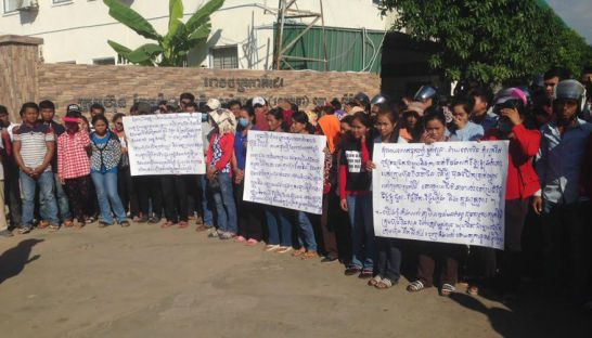 15_factory_workers_protest_to_demand_their_due_wages_late_last_week_in_kampong_speu_province_supplied